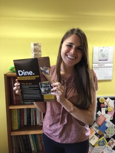 Alex Raymond, RD, LD leads Dine Meal Support Groups