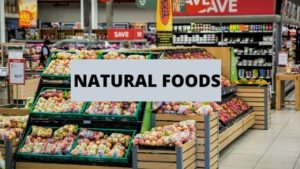 Natural Foods grocery store tour