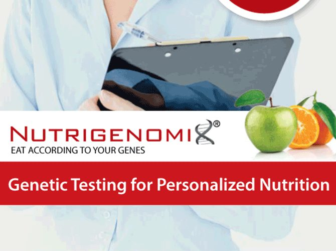 3 Things I Learned About Nutrition From Having My Genes Tested With Nutrigenomix
