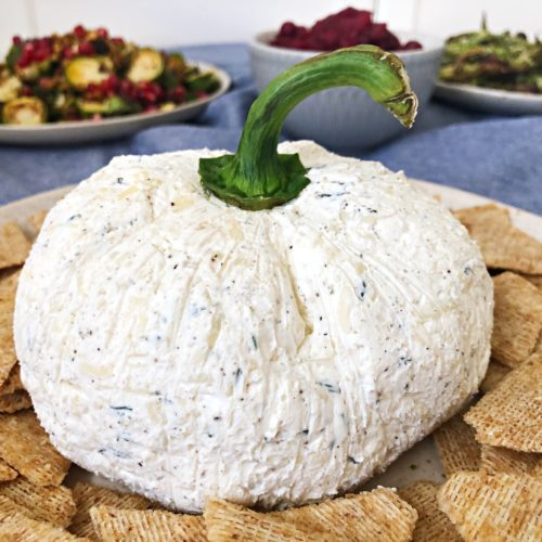 diabetes cheese ball
