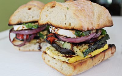 7 Healthy Vegetarian BBQ Grilling Recipes to Try This Father's Day