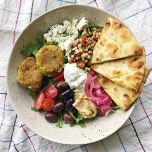 Cava Falafel Bowl Recipe