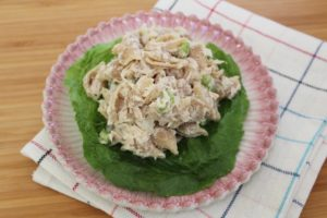 tuna salad with yogurt