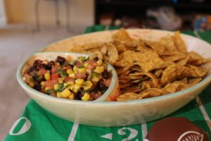 Low-Sodium Black Bean Salsa
