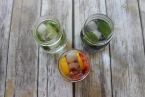 infused water alternatives