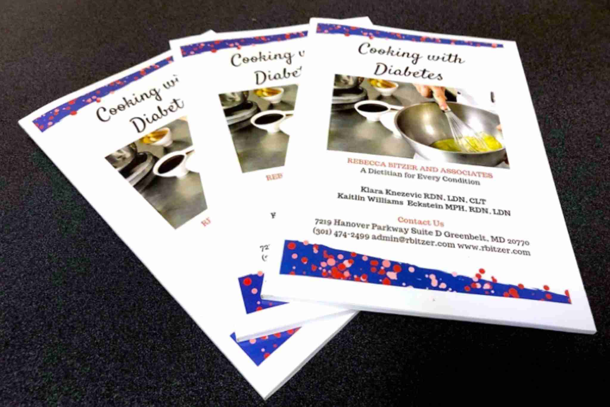 cooking with diabetes book