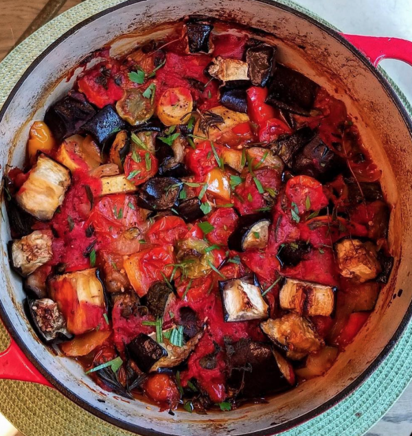 One-Pot Ratatouille