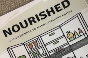 nourished book healthy eating methods
