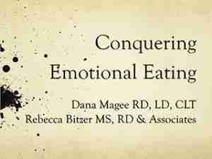 emotional eating health at every size