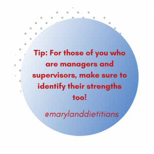 realize your potential tip to identify your employee's strengths