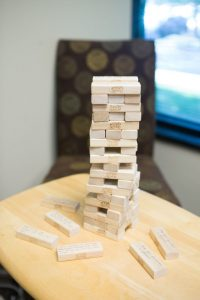 Customized Jenga