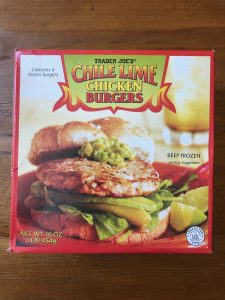 trader joes frozen chile lime chicken
