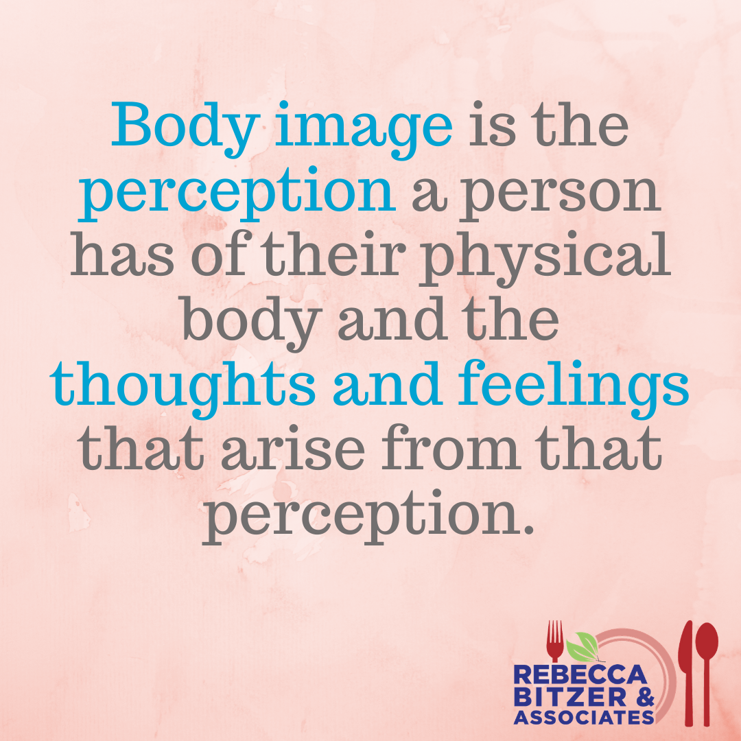 How to Foster A Positive Body Image: Q & A